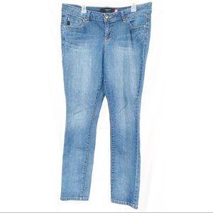 Torrid denim jeans skinny size 18